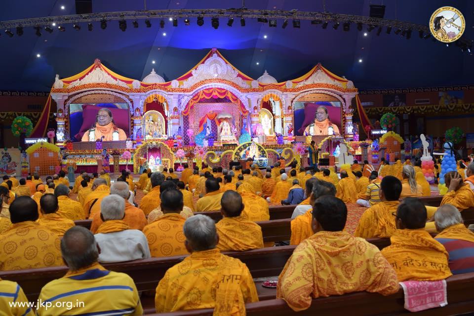 Happy Shri Krishna Chhati Utsav Part 1 | Radha Madhav Society