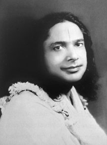 Shri Kripalu Ji Maharaj at the age of 16 years